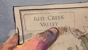 The Vanishing of Ethan Carter MAP